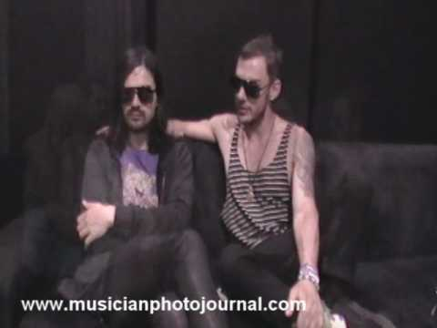 MPJ Interview - 30 Seconds To Mars Music Videos