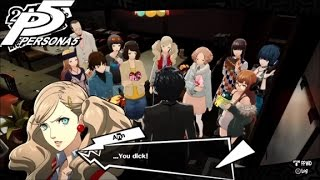 Persona 5: Clearly the Greatest Valentine's Day Option