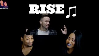 Download Lagu RISE - SUPERFRUIT, Mary Lambert, Brian Justin Crum, Mario Jose REACTION Gratis STAFABAND