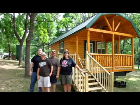 Austin Lake RV Park and Cabins - 2012