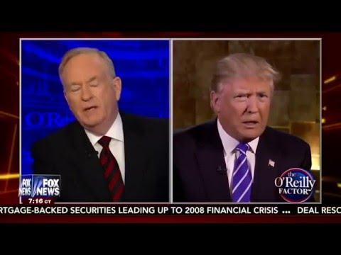 Bill O'Reilly: A Bigger Racist Than Trump?