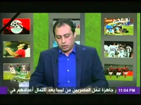 الدكتور عمرو عبد الحق يشيد ببرنامج كورة بلدنا ويصفه بالإحترافي في برنامج صدى الرياضة على صدى البلد