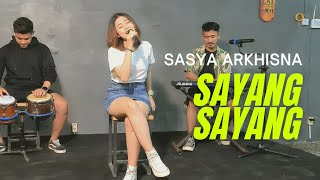 Download lagu Sasya Arkhisna - Sayang Sayang (  Langit Biru Record)
