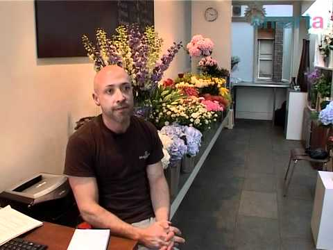 Drake Algar Flowers | Business Florist | How To Start A Florist Business | Flowers