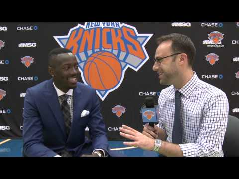 1-on-1 with Jerian Grant: Basketball Family, Knicks Fit, and Superhero Movies