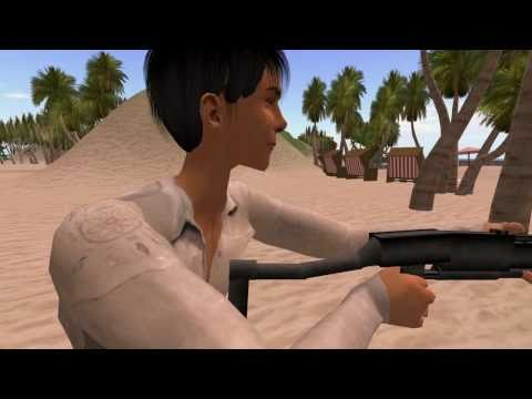 Man vs. Second Life 2