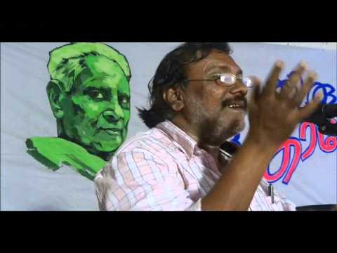 Thirunalloor Karunakaran's Poem 'kollam' Recited By Kureepuzha Sreekumar video
