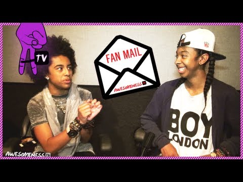 Mindless Behavior Fanmail - Mindless Takeover Ep 81