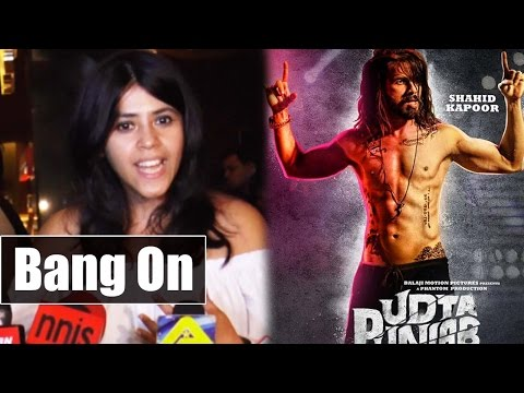 Ekta Kapoor's Bang On Reply Over Udta Punjab Success