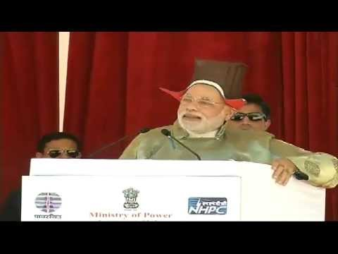 PM Shri Narendra Modi's address in Leh
