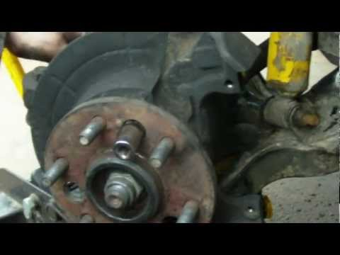 Installation of Lower Ball Joint & Lower control arm on a 97 Suburban