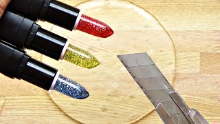 Slime Coloring with Makeup Compilation ! Most Satisfying Slime ASMR Videos #139