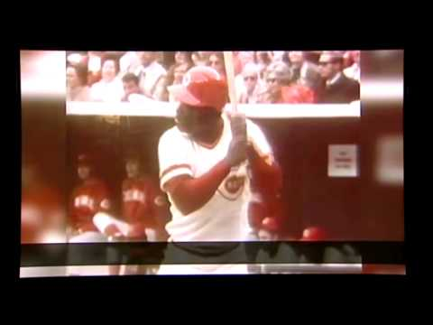 Reds great Morgan celebrated by team's Hall of Fame