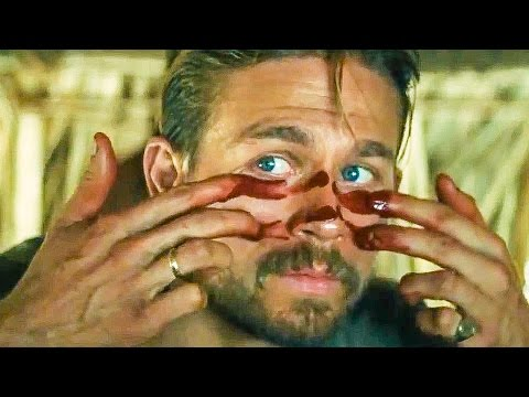 THE LOST CITY OF Z Teaser Trailer (2017)