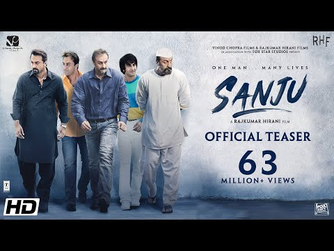 Sanju - Official Teaser | Ranbir Kapoor