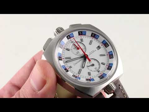 Omega Seamaster Bullhead Chronograph 225.12.43.50.04.001 Luxury Watch Review