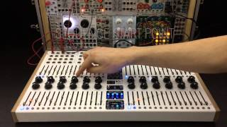 KOMA ELEKTRONIK Komplex Sequencer: Basic Overview