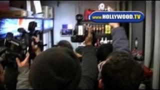 Britney Spears Screaming Mad Inside Gas Station Restroom