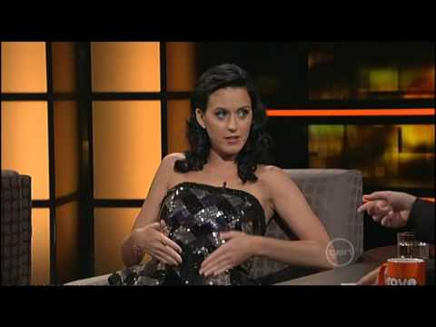 Katy Perry interview on ROVE (Australia) 2009