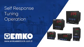 Emko Elektronik Self Response Tuning Operation