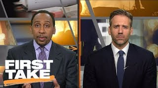 Stephen A. Smith blames LeBron James for Cavaliers' slow start | First Take | ESPN