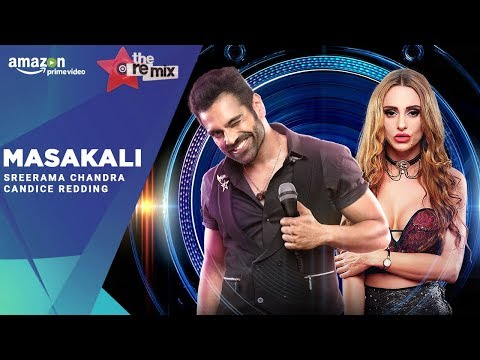 Masakali - The Remix Full Audio | Amazon Prime Original | Sreerama Chandra | Candice Redding