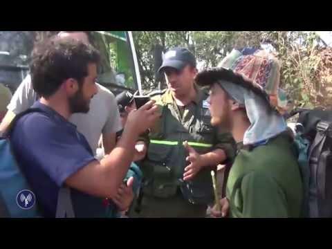 חילוץ ישראל בנפאל