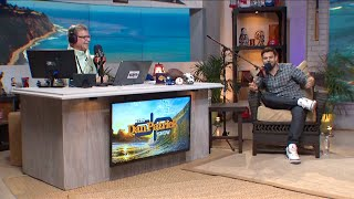 Jerry Ferrara In-Studio on The Dan Patrick Show (Full Interview) 5/19/15