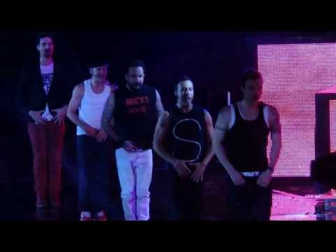Backstreet Boys - Larger Than Life live - Munich 03032014