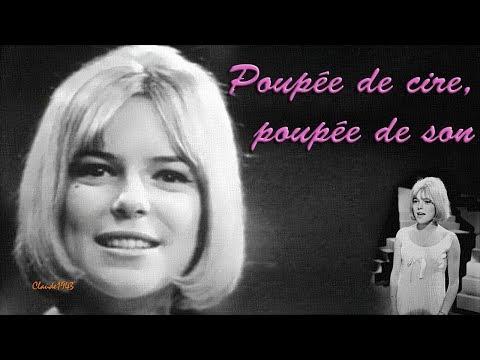France Gall - Poupée de cire, poupée de son (1965) Stéréo HQ