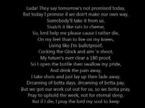 Tyrese Gibson ft. Ludacris & The Roots - My Best Friend (Paul Walker Tribute) + Lyrics