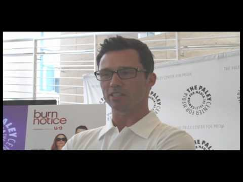Burn Notice: Jeffrey Donovan at the Paley Center, part 1
