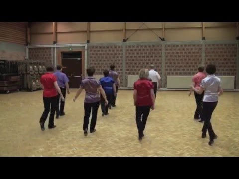 Toes - Country Line Dance video