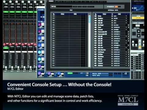 Digital Snake For Yamaha M Cl  V Digital Mixer