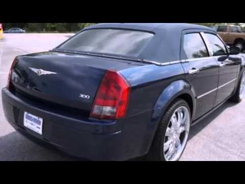 2006 CHRYSLER 300 Manning SC