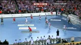 Mondial 2009 finale (fin match) - France 24-19 Croatie [2009-02-01]