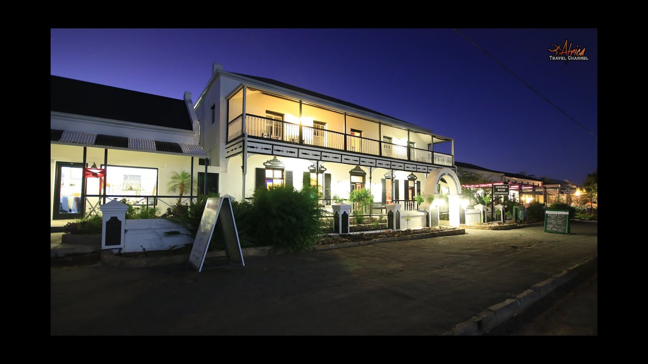 Swartberg Hotel - Accommodation Prins Albert - Africa Travel Channel