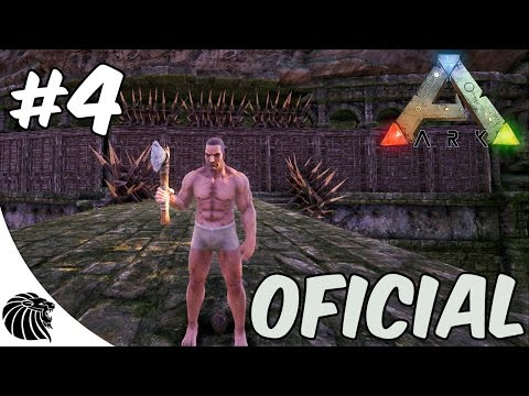 ARK SURVIVAL EVOLVED - The Center #4 [OFICIAL]