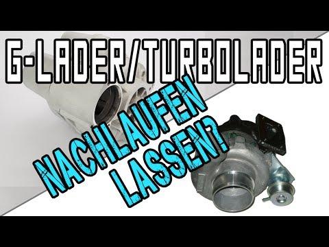 G-Lader und Turbo Motoren nachlaufen lassen? | www.Theibach-Performance.de