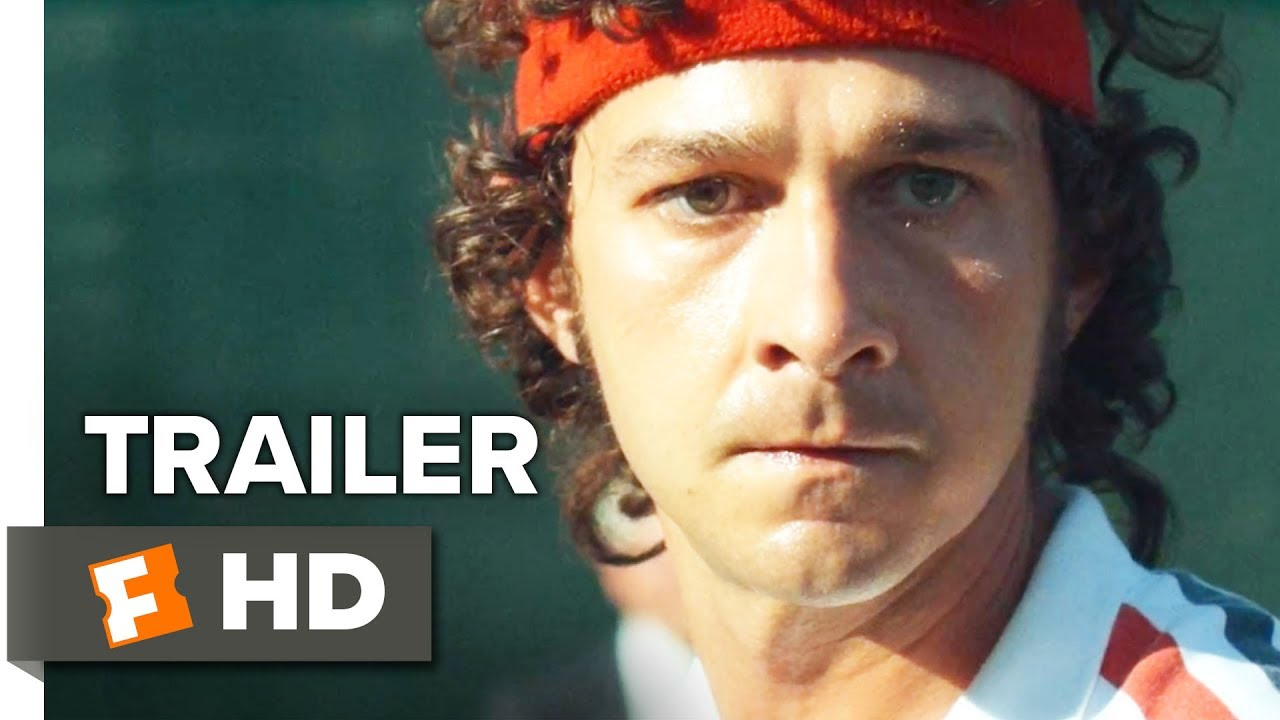 Borg vs. McEnroe Teaser Trailer #1 (2017) | Movieclips Trailers