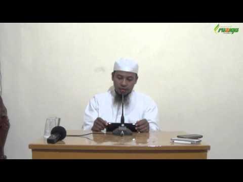 Ust. Abdurrahman Jihad - Ushul Ats Tsalatsah (Perintah Dan Larangan Terbesar)