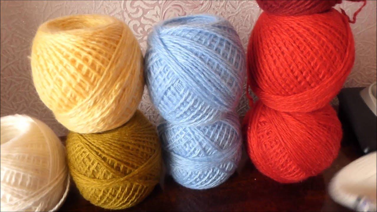 Пряжа для вязания следков 156