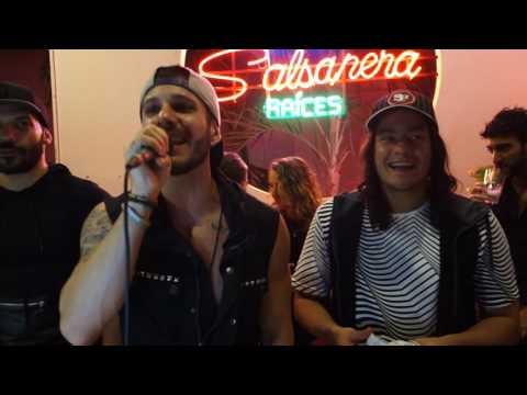 00076 ZoukMX 2016 Social dancing Paulo Mac in concert 1 ~ video by Zouk Soul