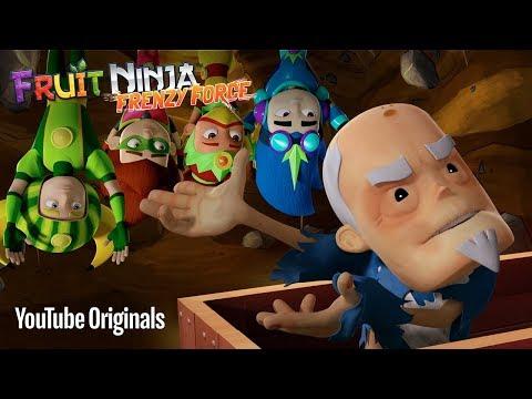King Scumworm - Fruit Ninja Frenzy Force (Ep. 3)