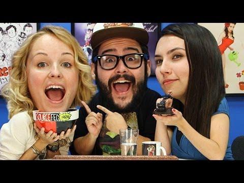 A Very Un-sexy #tabletalk With Special Guest Sara Fletcher! video