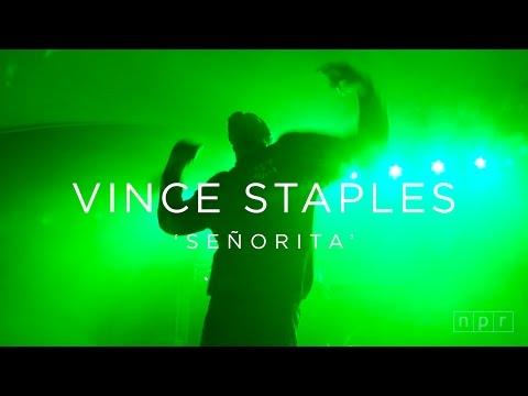 Vince Staples: 'Señorita' SXSW 2016 | NPR MUSIC FRONT ROW