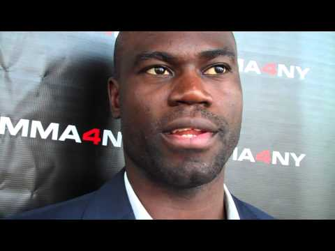 Uriah Hall on legalizing MMA in NY & Shopping for a New Team & more