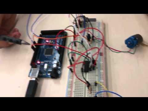 Control De Servomotor Con Matlab Arduino - PlayItHub