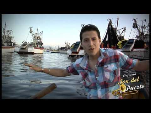VIDEO CLIP OFICIAL chimbote de mis amores orquesta son del puerto chimbote