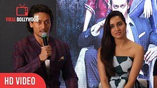 Tiger Shroff & Shraddha Kapoor About Salman Khan   Tips From Salman For BAAGHI